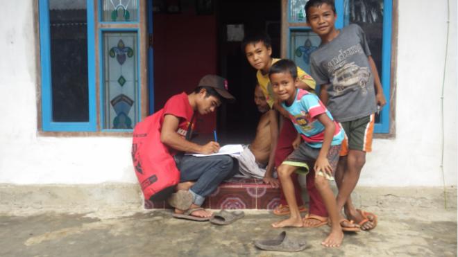 KAP Survey dan Pemetaan Ekowisata di Rimbang Baling