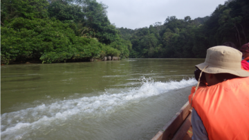 Kepekaan Indra Seorang Pemandu Ekowisata