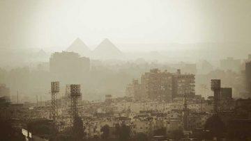 Kota Dengan Polusi Udara Terparah di Dunia