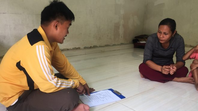 Survei KAP dan Pemetaan Ekowisata Rimbang Baling II