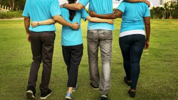 Jadilah Relawan Setidaknya Sekali Seumur Hidupmu