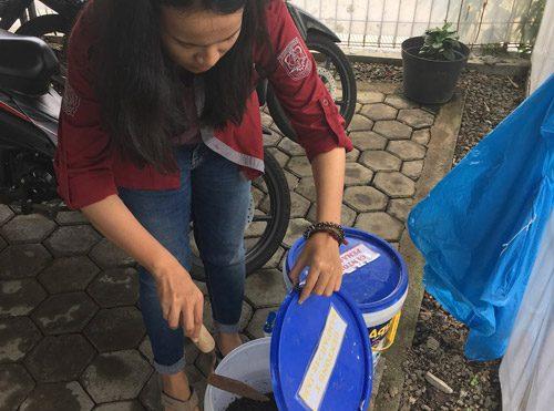 Aplikasi Komposter Sampah Organik di Lingkungan Kantor