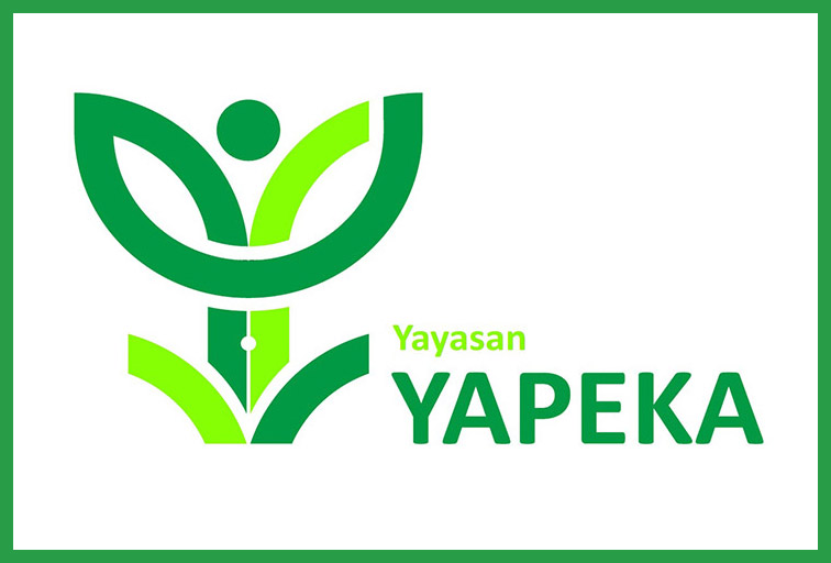 Logo Yayasan Yapeka bingkai