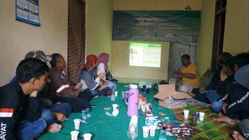 Membentuk Desa Ekowisata di Desa Batas Kawasan Konservasi Taman Nasional Gunung Halimun Salak