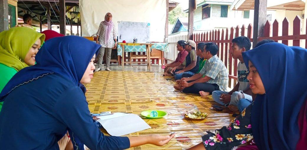 """Peningkatan Kapasitas Pengelolaan Radio Komunitas ""Lintas Subayang"" dan Jurnalisme Warga di Rimbang Baling"""
