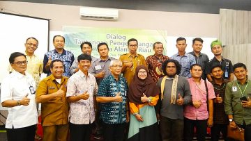 """Dialog Pengembangan Pariwisata di Riau"""