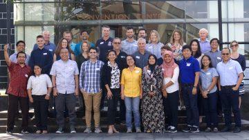 """IKI Project Inception Meeting"", Pertemuan Para Penggiat Konservasi Pesisir di Sulawesi Utara."