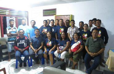 Musyawarah Kesepakatan Rumah Boboca Desa Gangga Satu