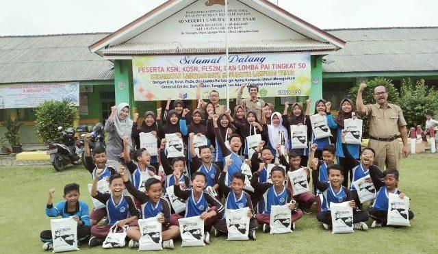 Tunas Muda Pelestari Habitat Badak Sumatera di Way Kambas