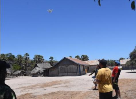 Survey Calon Lokasi PLTS di Kabupaten Rote Ndao, Nusa Tenggara Timur
