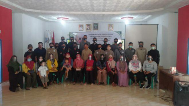 Pelatihan Pengembangan Usaha di Desa Dampingan Sekitar TN Way Kambas (Desa Braja Luhur, Labuhan Ratu VI dan Sukorahayu)