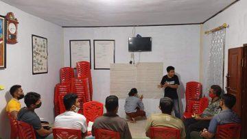 Diskusi Penggalian Potensi SDA di Desa Bahoi, Bulutui dan Tarabitan